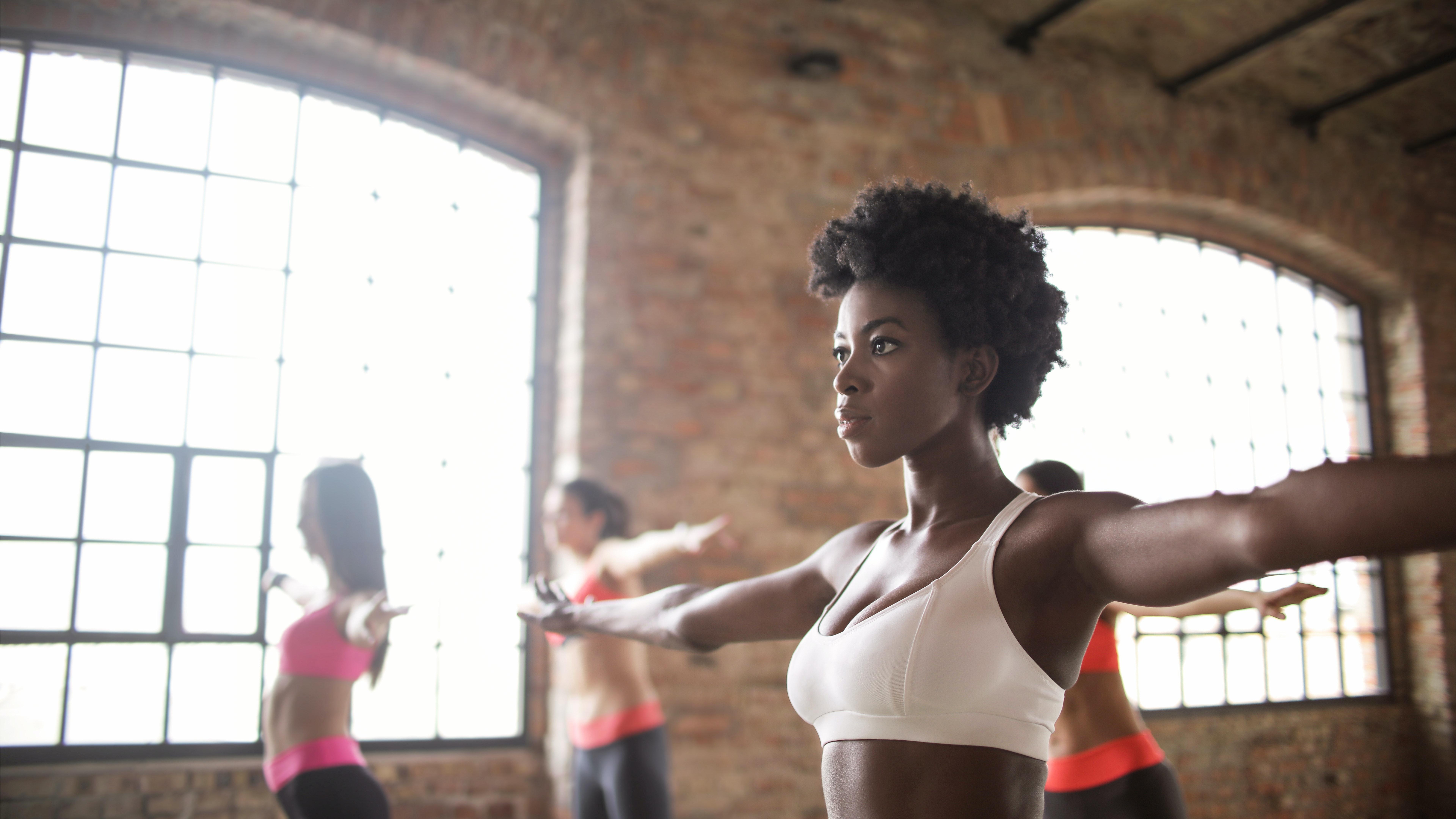 Gemeinsames Training erhöht die Motivation.