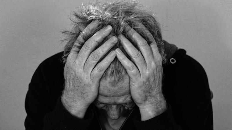 Emotionale Schmerzen im Kopf sind besonders häufig.