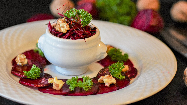 Online Kochkurse bieten ansprechende Rezepte - auch mit ungewohnten Zutaten