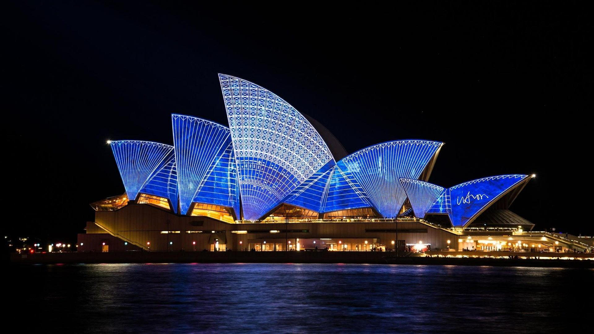 Australien ist Land und Kontinent