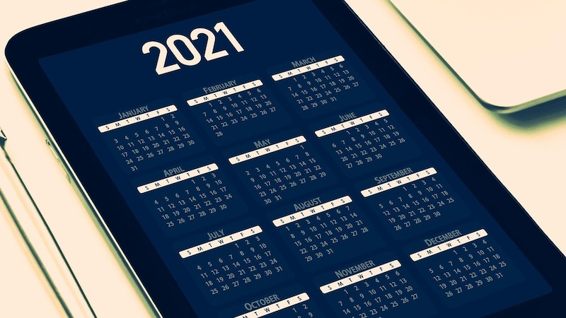 Im Jahr 2021 gibt es in Nordrhein-Westfalen nur wenige Feiertage, die sich mit Brückentagen für ein extra langes Wochenende nutzen lassen.