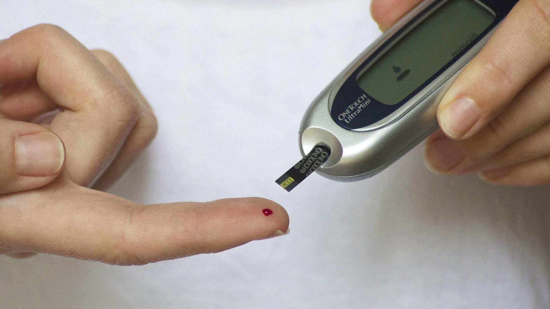 Erkrankungen wie Diabetes können einen Risikofaktor für eine Herzinsuffizienz darstellen.