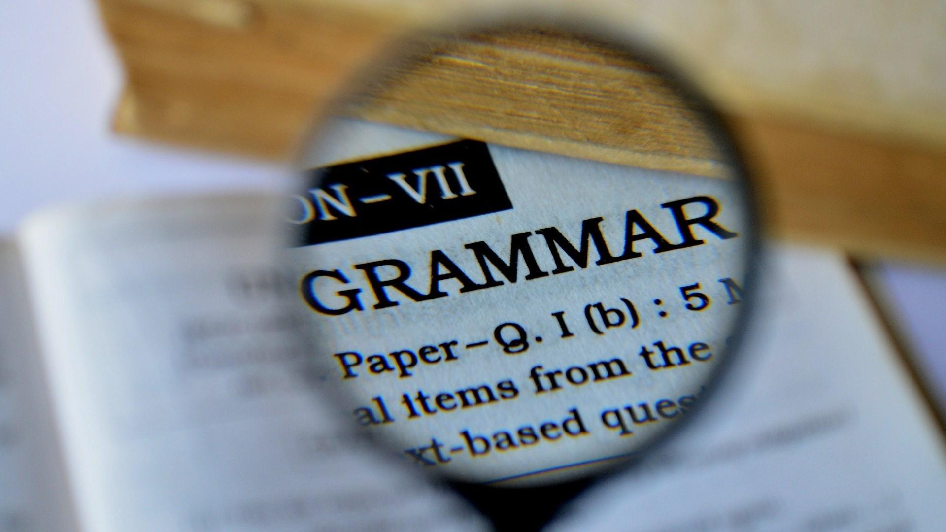 Grammatik-Wissen: Was ist ein Verb?