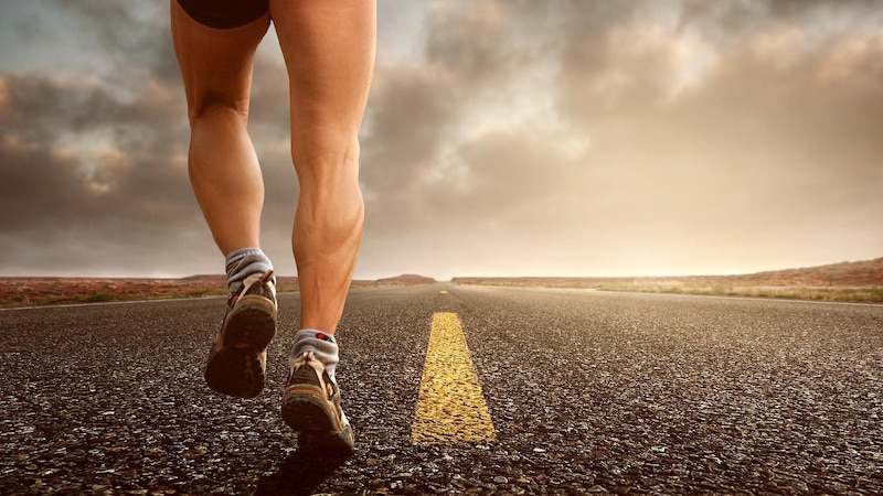 Wer nach Sport süchtig ist, will ständig mehr trainieren, andere Lebensziele treten zurück.