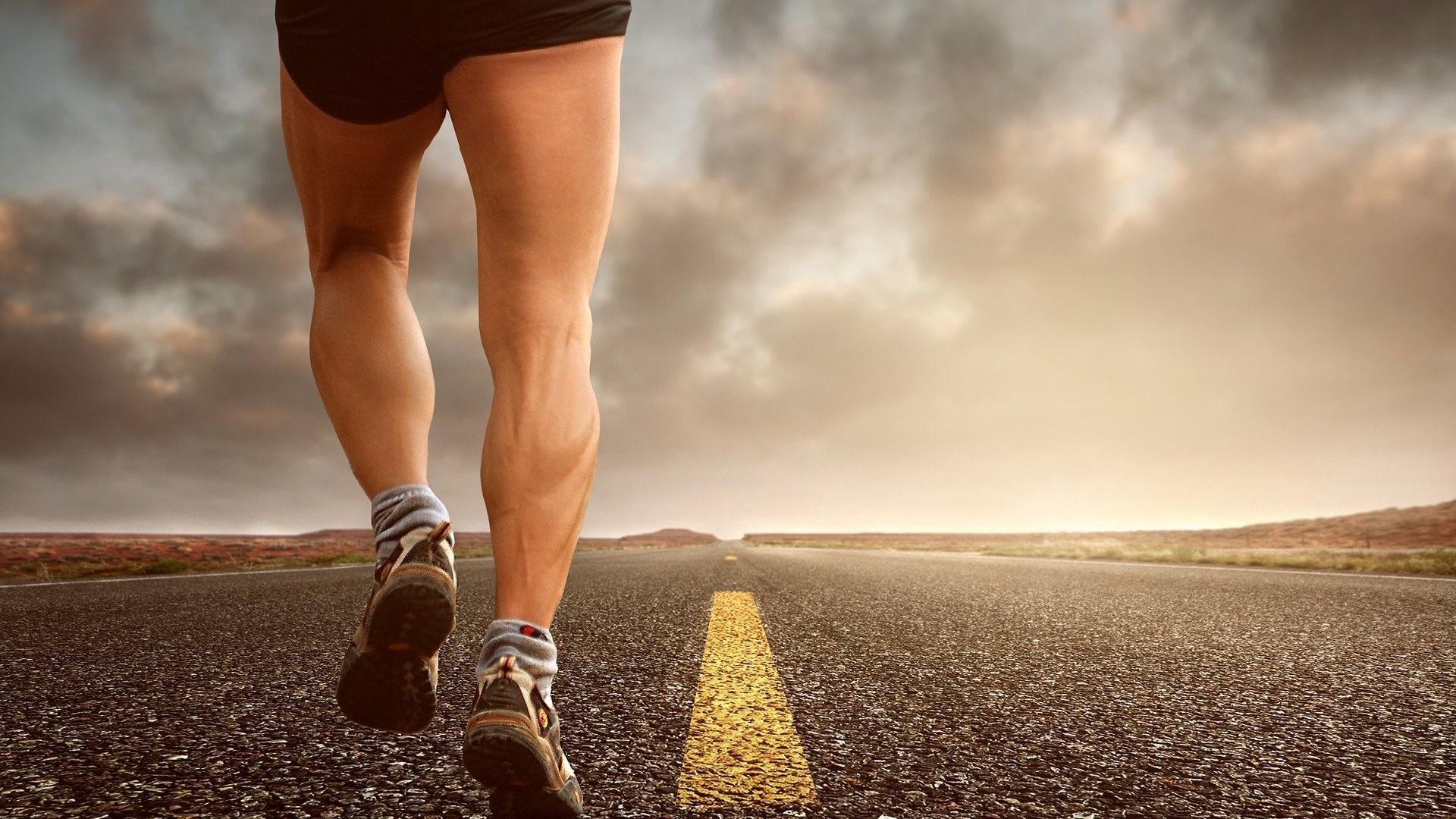 Sport ist ein wichtiger Bestandteil der 24-Stunden-Diät.
