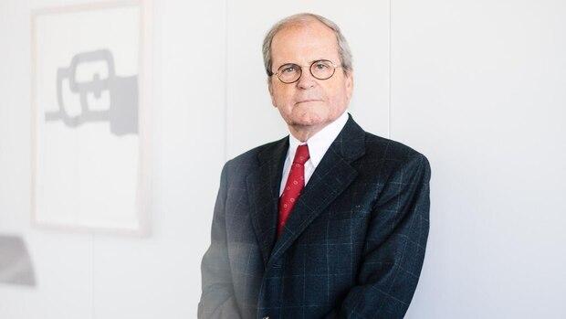 Manfred Lamy war langjähriger Chef des Schreibgeräteherstellers Lamy (Foto aus 2015).