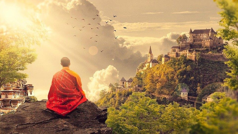 Es gibt viele Meditations-Techniken: Eine der ältesten ist Vipassana.