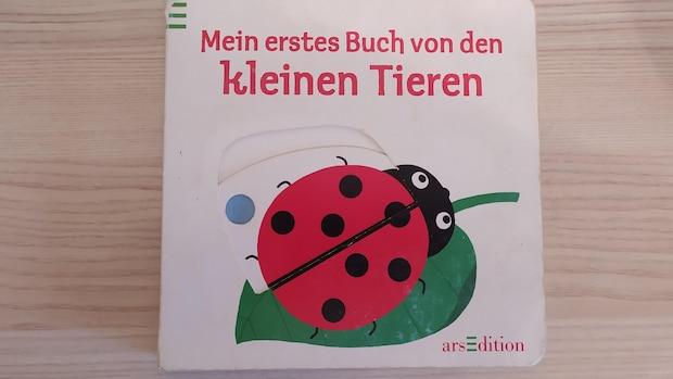 Als Kinderbücher zum Vorlesen ab 18 Monaten eignen sich die Titel der Reihe