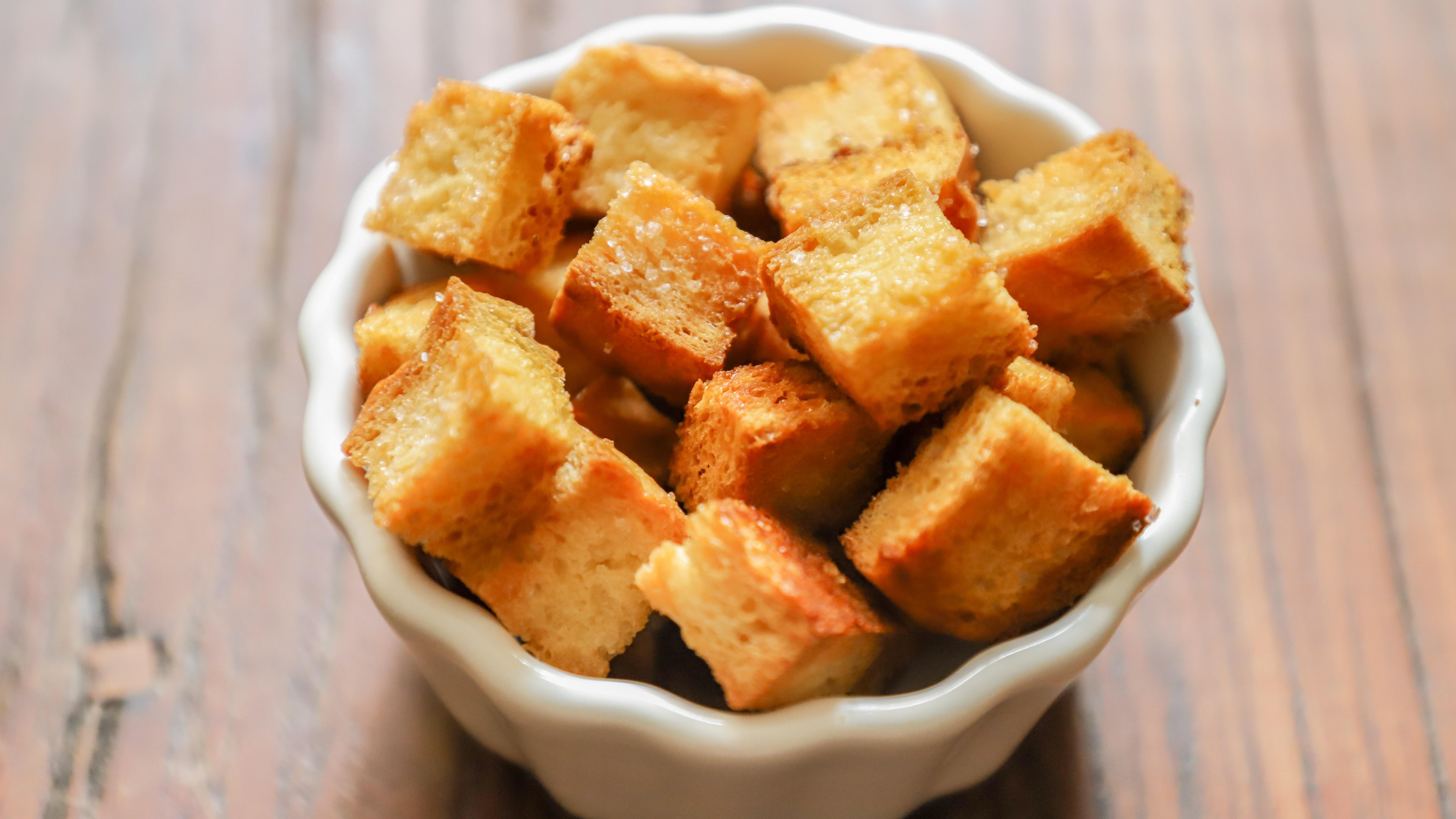 Brot rösten - 3 Tipps für die Resteverwertung