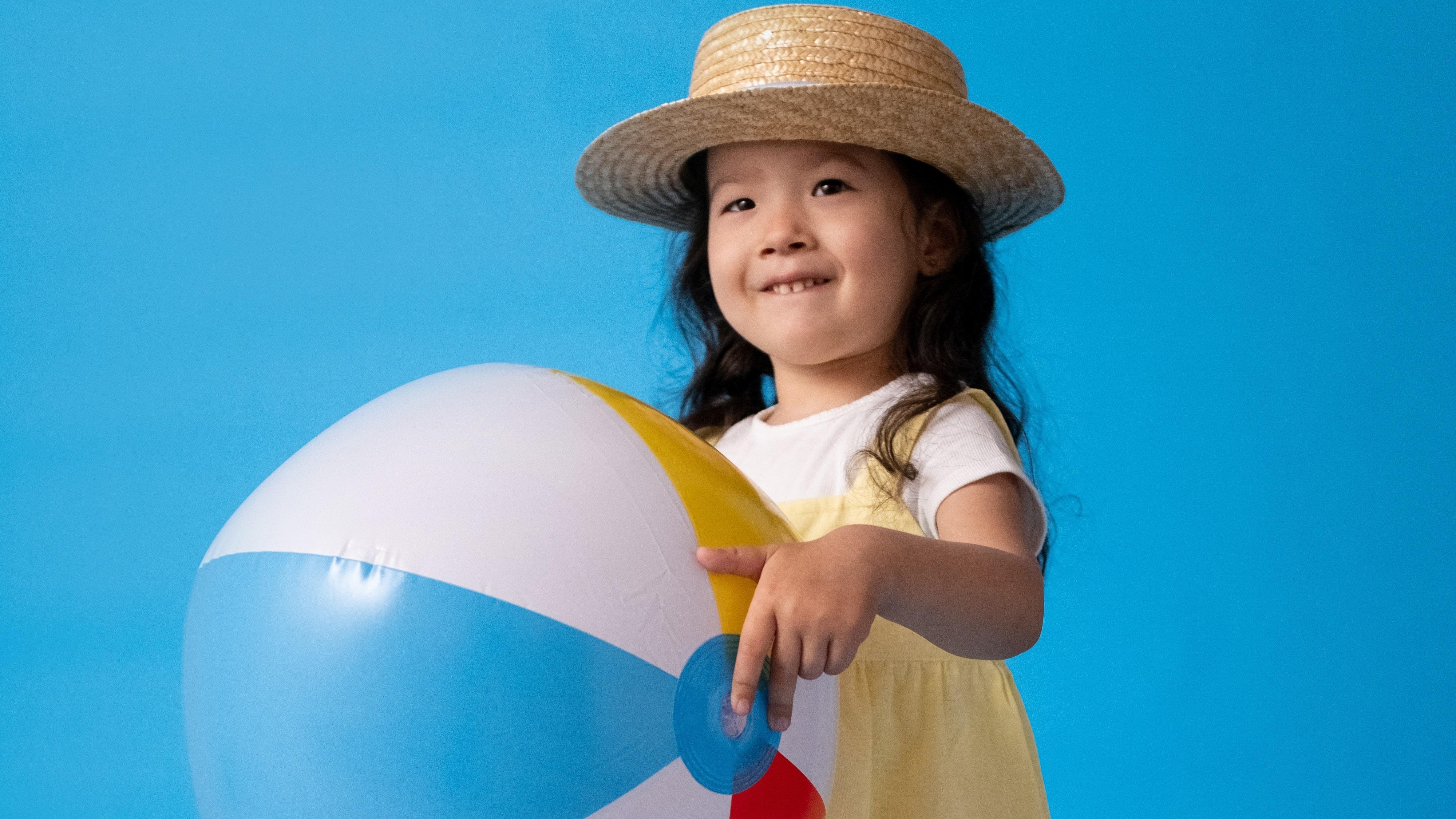 Ballspiele für Kinder - 5 beliebte Spiele mit dem Ball