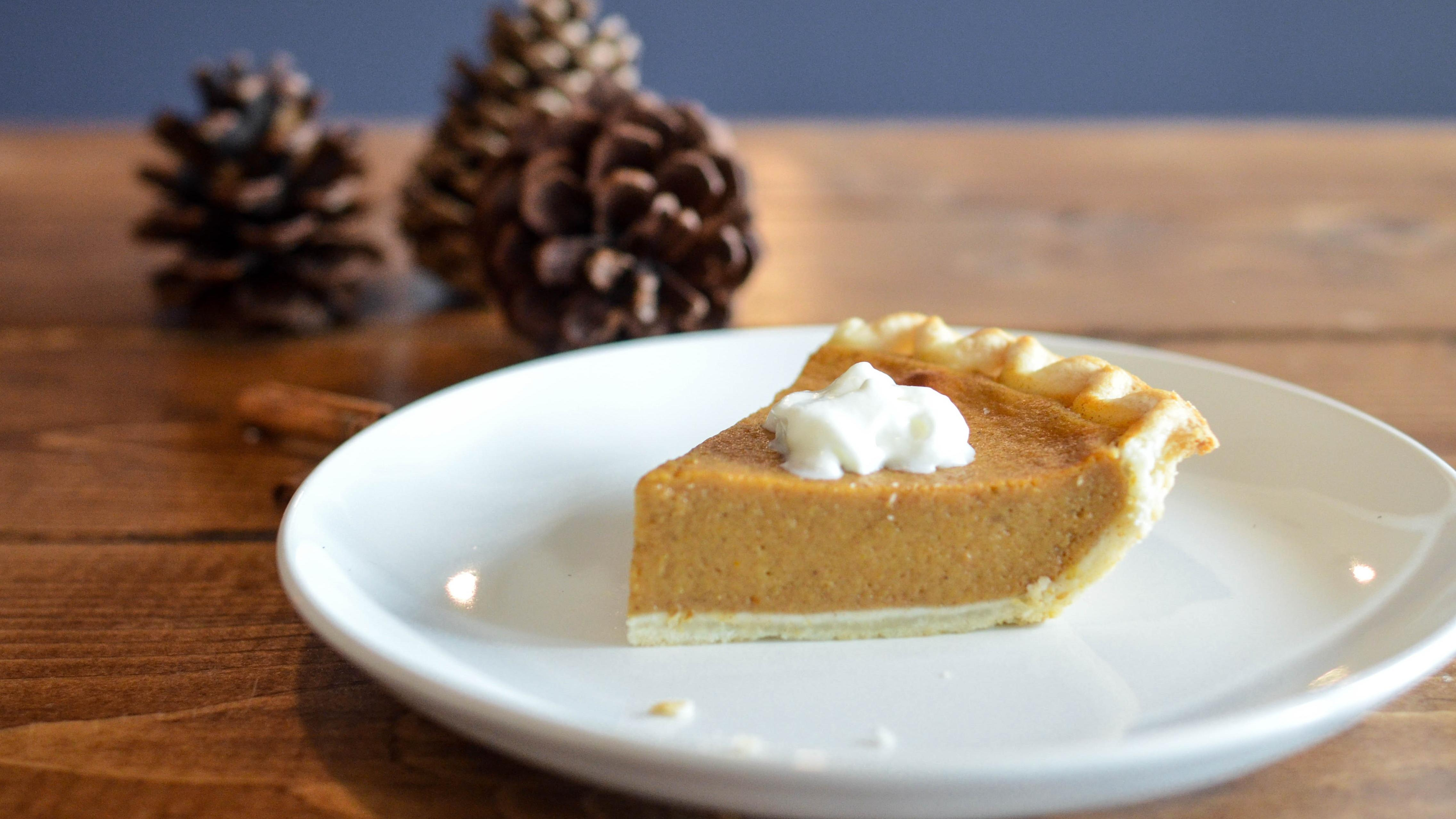 Veganer Pumpkin Pie: Mit unserem Rezept eine gelingsichere Idee