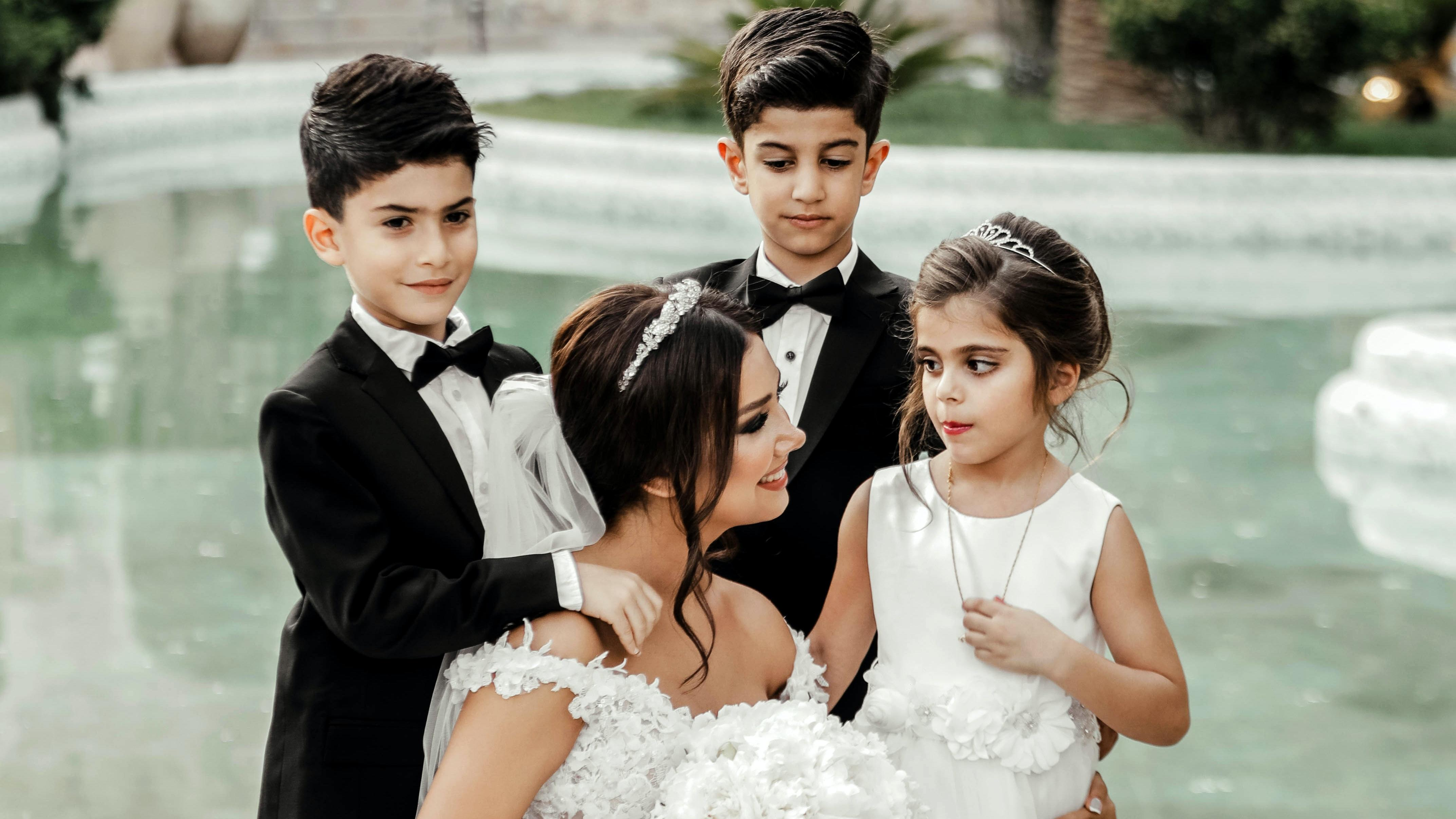 Kinderbetreuung während Hochzeit: Tipps zur Kinderbeschäftigung
