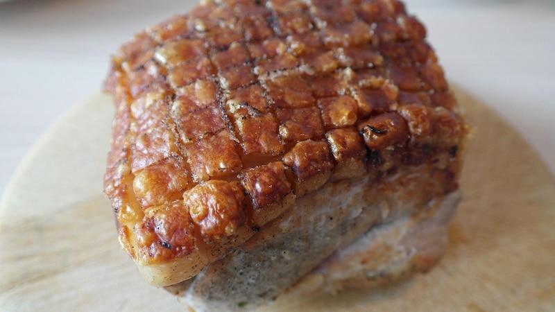 Schweinebraten - mit unserer Anleitung gelingt Ihnen die perfekte Kruste.