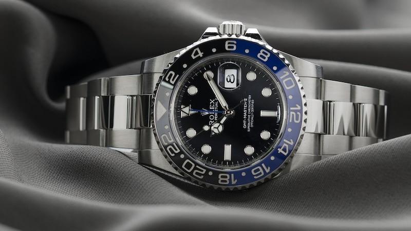 Rolex-Uhr: Purer Luxus mit Wertsteigerung.