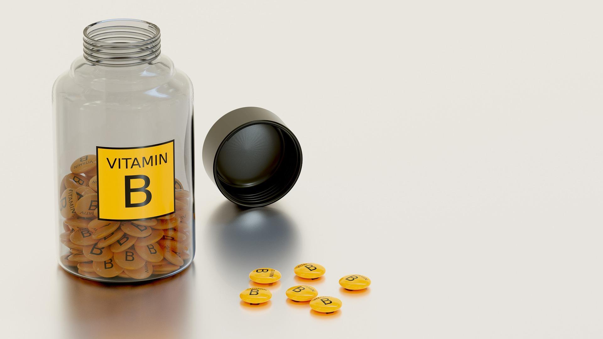 Vitamin B5 hat eine vitalisierende Wirkung auf Ihren Körper