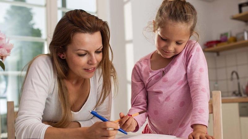 Hausaufgaben machen: So gelingt's ohne Stress