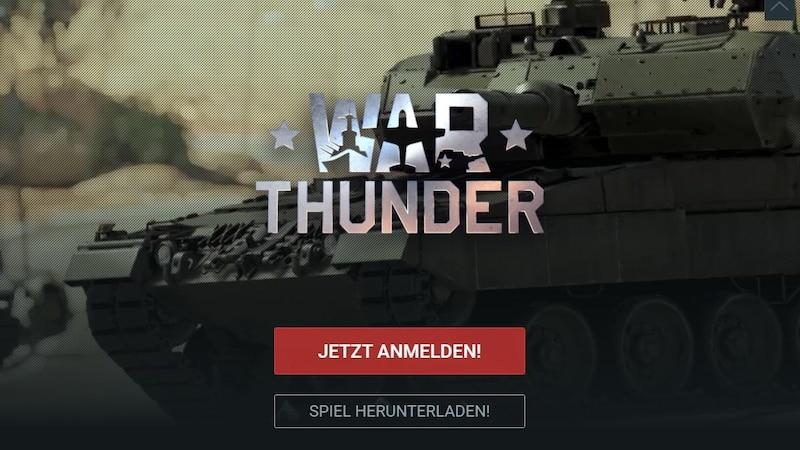 Golden Eagles in War Thunder