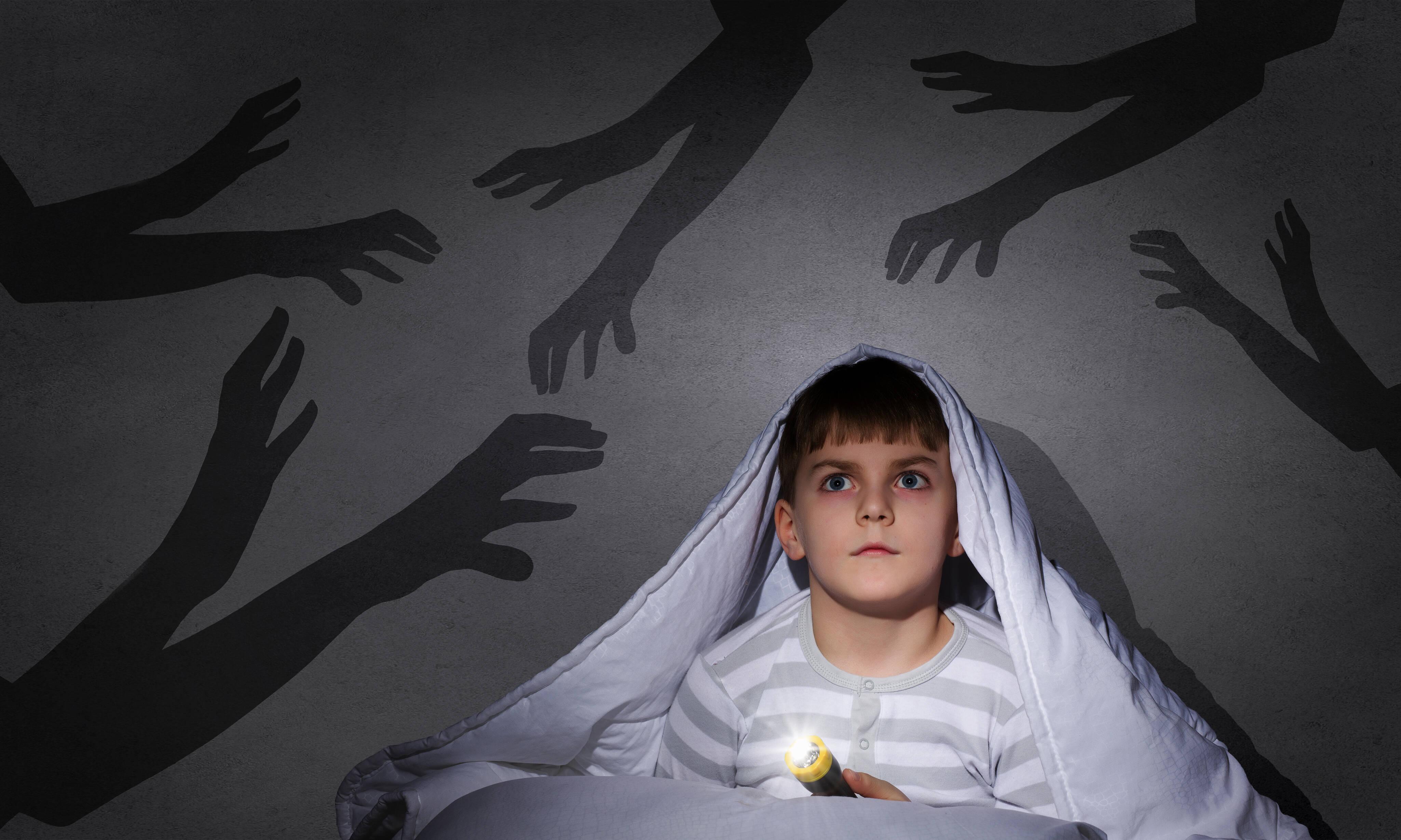 Albträume: Wenn Kinder nachts Angst haben - das können Sie tun