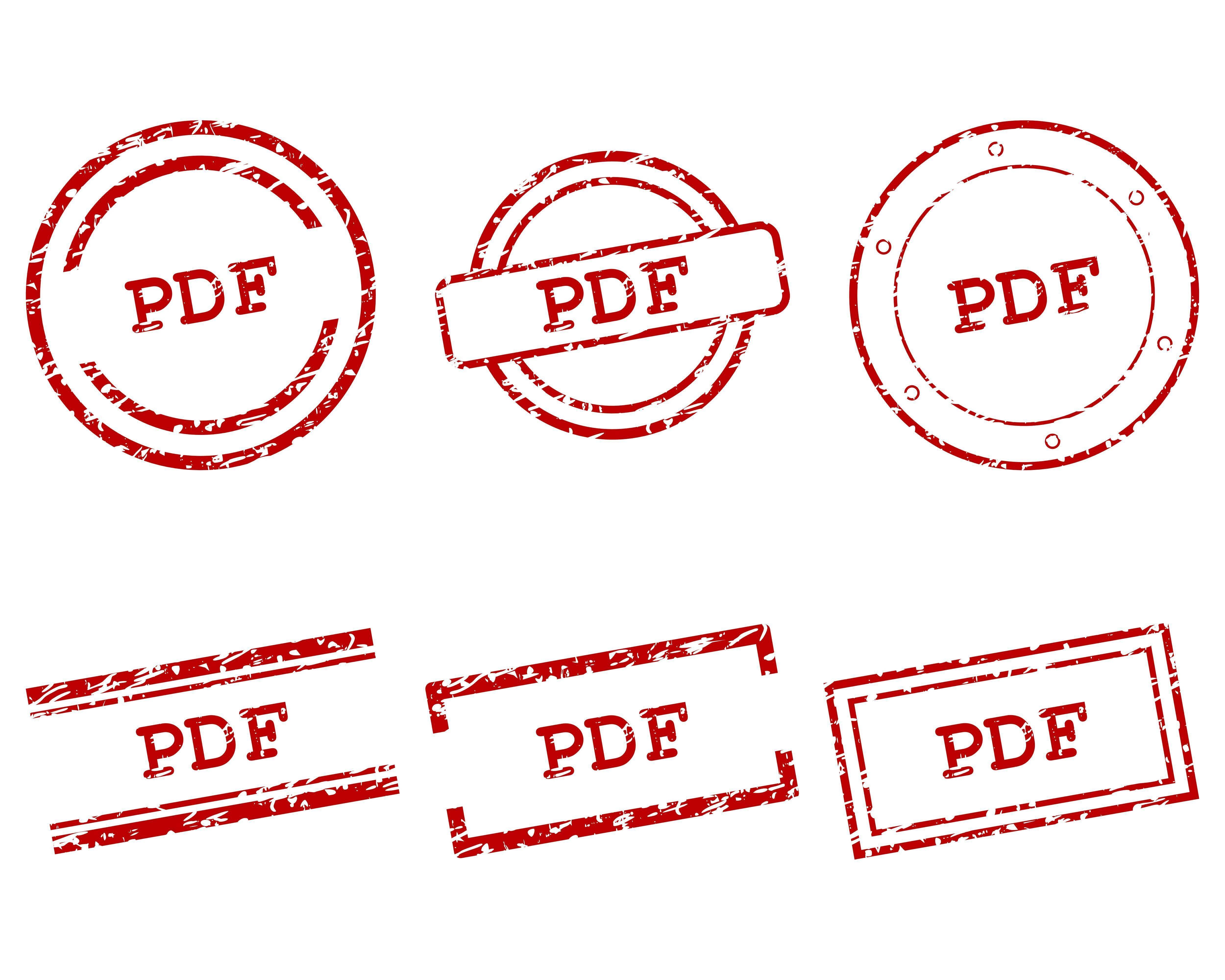 PDF-Schreibschutz entfernen - so geht's