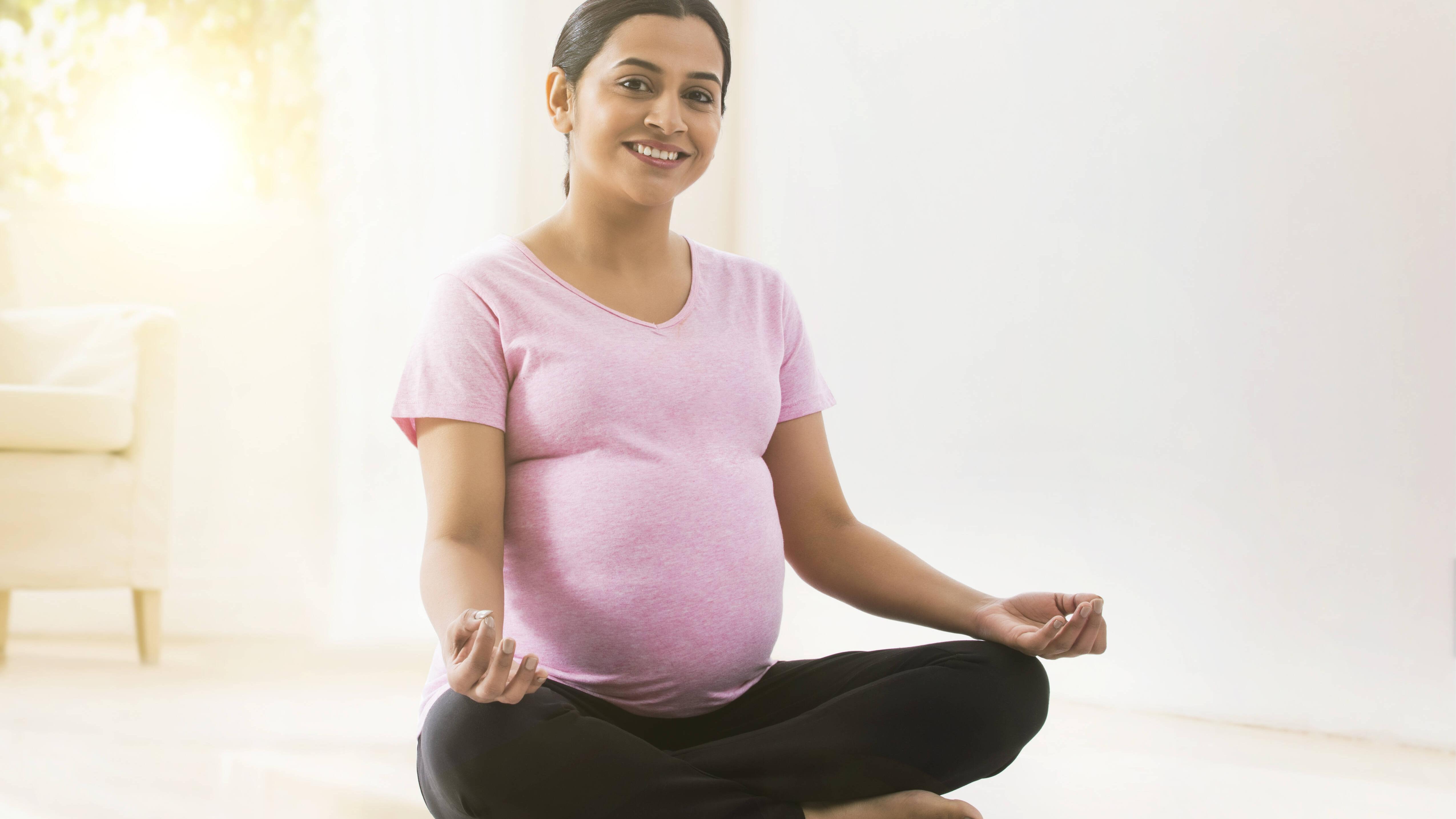 Schwangerschafts-Glow: Stimmt das? Alle Infos