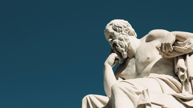 Marmor kommt in der Bildhauerei zum Einsatz.
