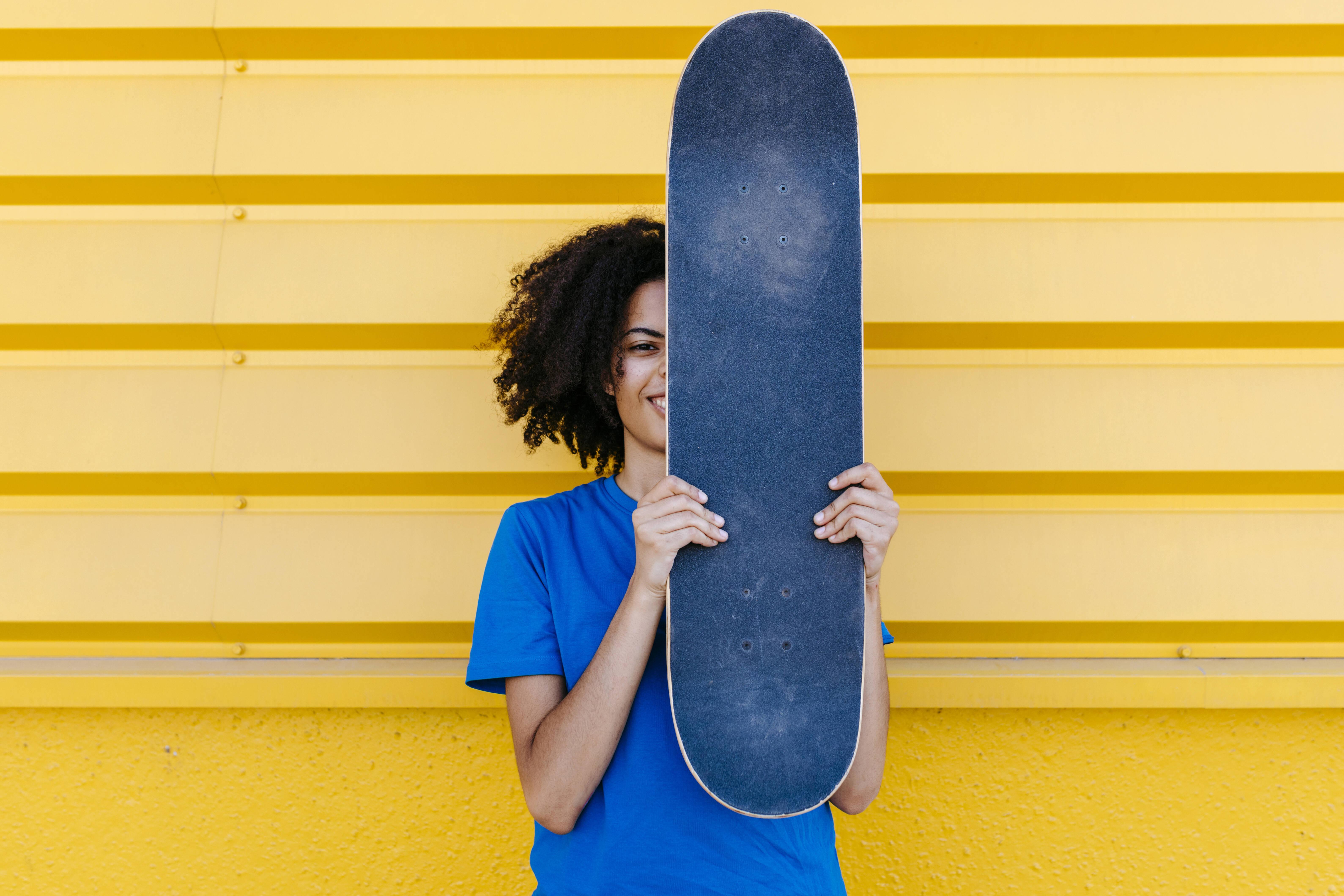 Skateboard selber gestalten - so geht's