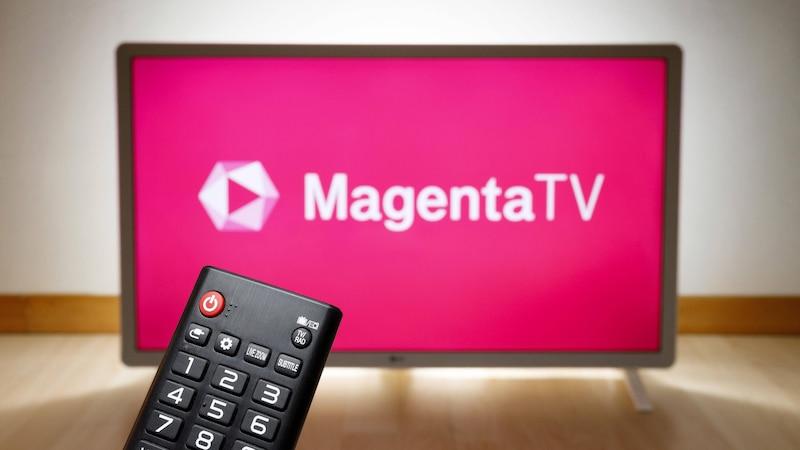 Magenta TV: Netzwerk suchen - Lösung zur Fehlermeldung