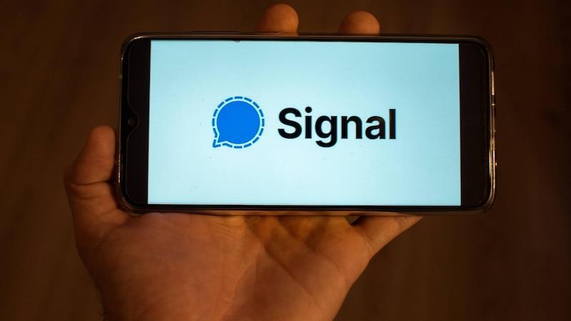 GIFs auf Signal verschicken: So klappt's