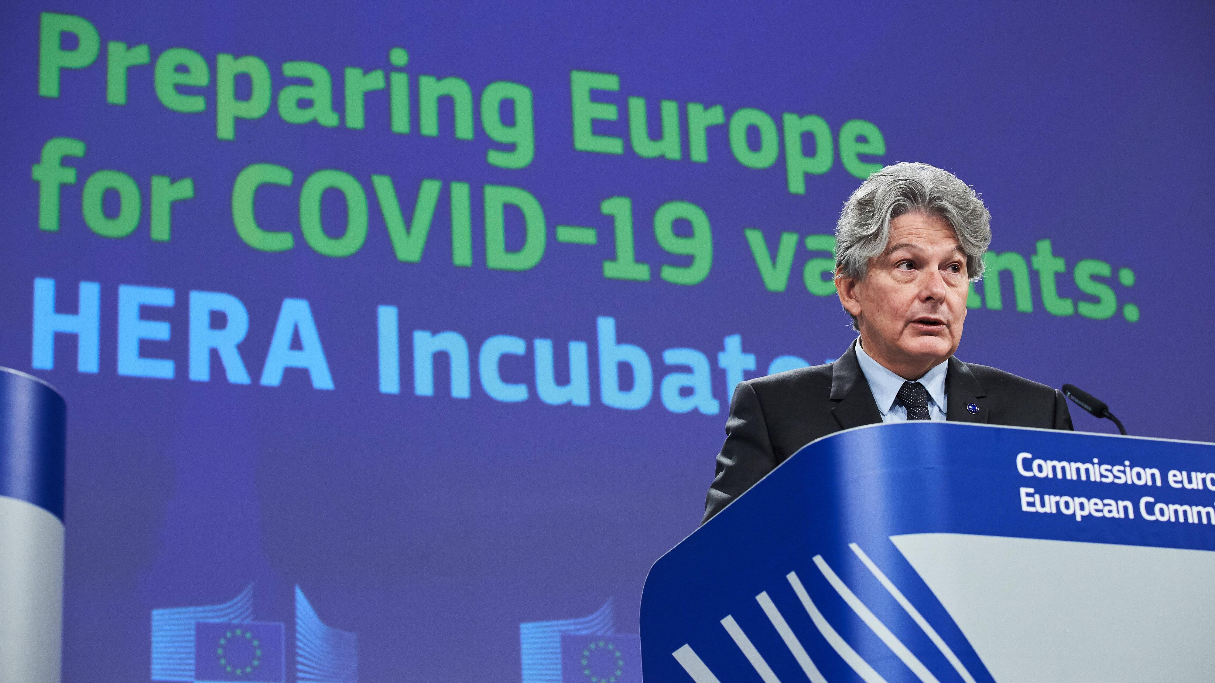 Im aktuellen Haushalt der EU sind auch Gelder für die Überwindung der Covid-Pandemie und ihrer Folgen eingeplant.