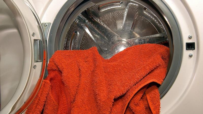 Bettwäsche und Handtücher zusammen waschen - Anleitung und Tipps