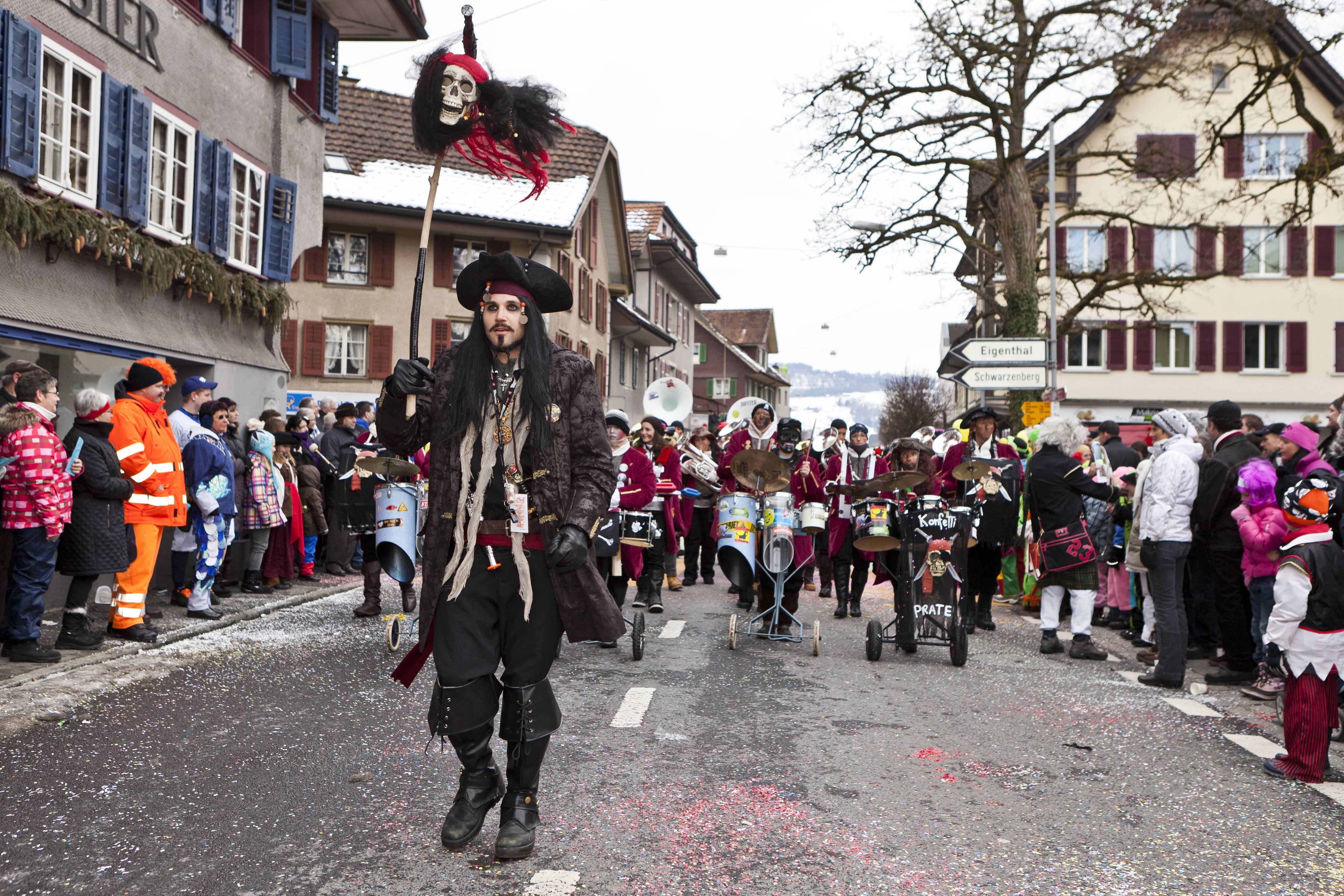 Das Piratenkostüm ist ein echter Klassiker