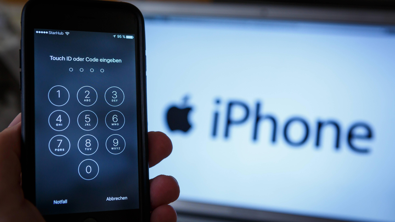 iPhone: Sperrcode ändern - so geht's