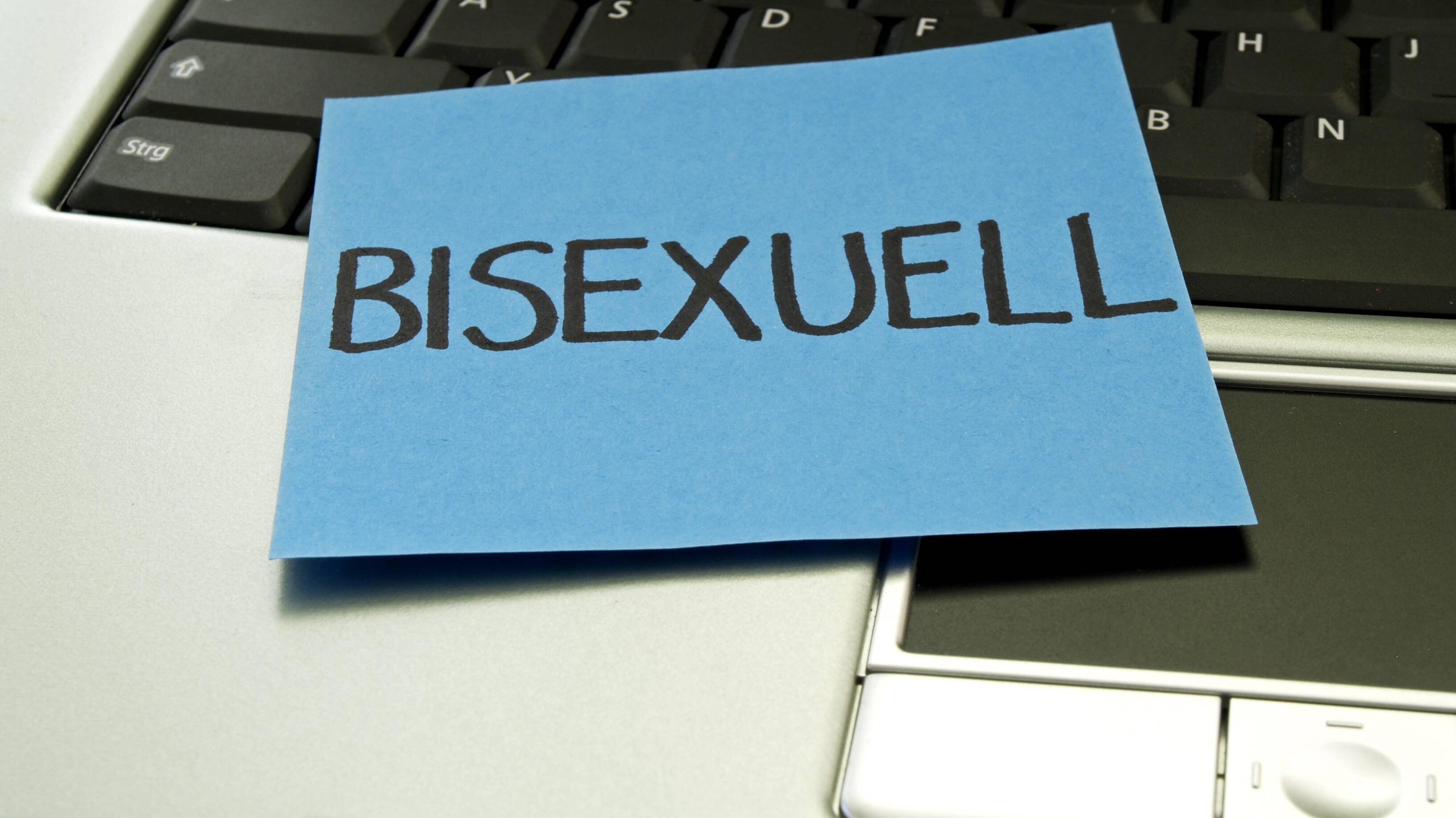Bisexuell: Das ist die Bedeutung des Begriffs