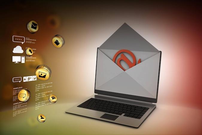 Jimdo: Mail einrichten - so geht's