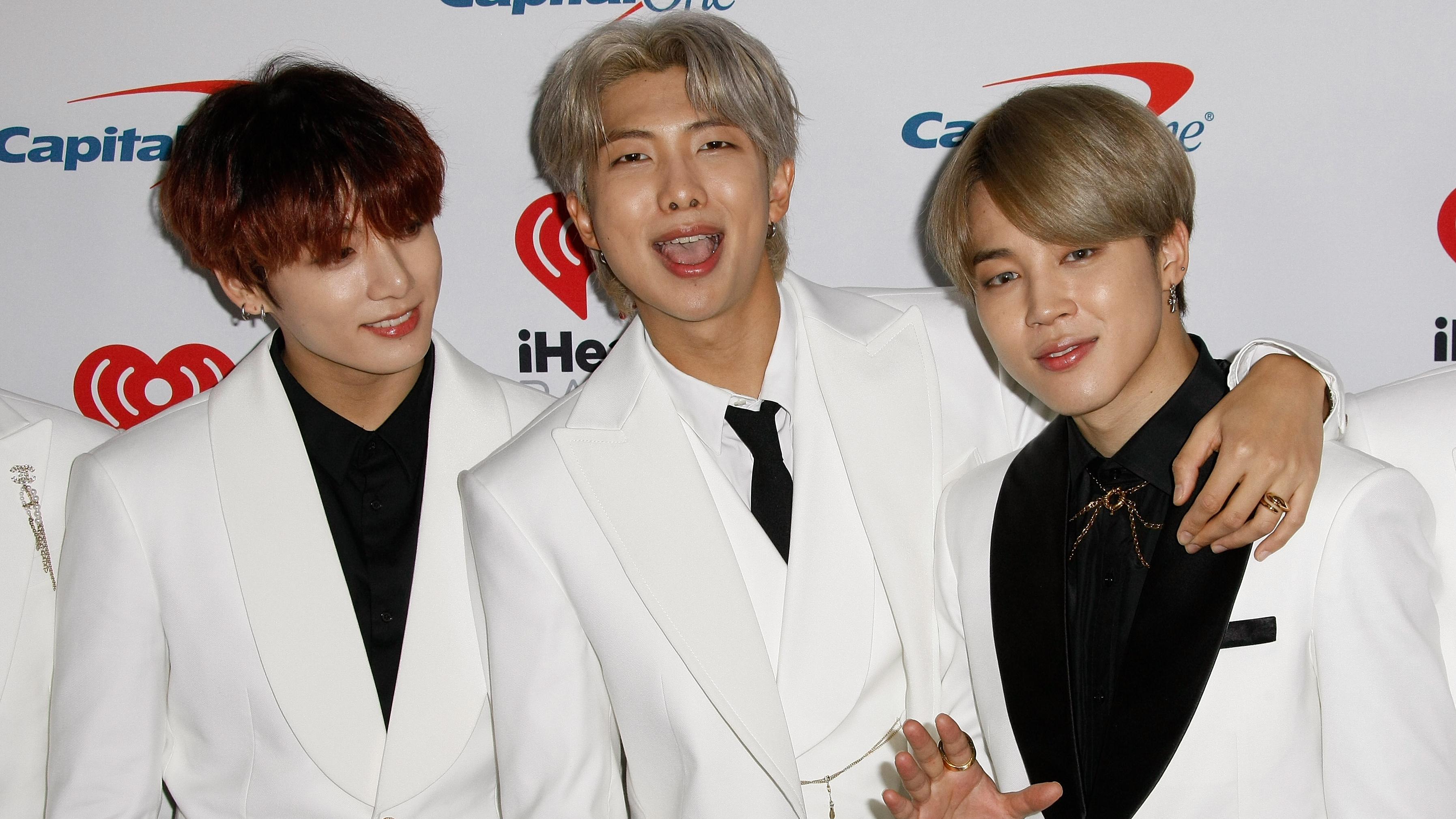 BTS ist eine erfolgreiche K-Pop Boygroup