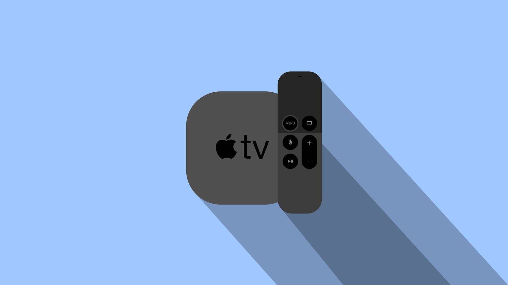 Apple TV bietet die Verbindung per iOS.