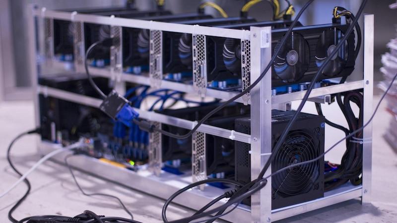 Für das Mining von Ethereum benötigen Sie spezielle Hardwares.
