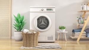 Waschmaschinen sind im Haushalt unersetzlich.