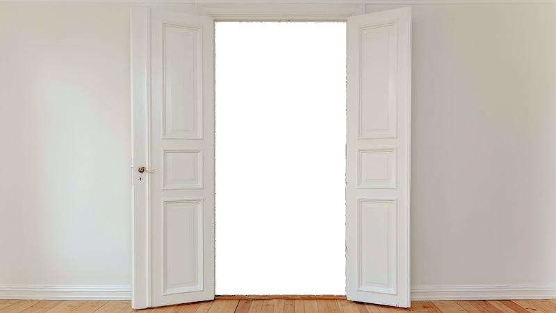 Tür schalldicht machen: 3 einfache Lösungen