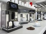 24 Kaffeevollautomaten waren im CHIP-Testlabor.
