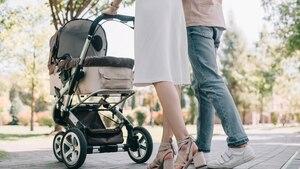 Der Kinderwagen ist für viele Eltern unverzichtbar.