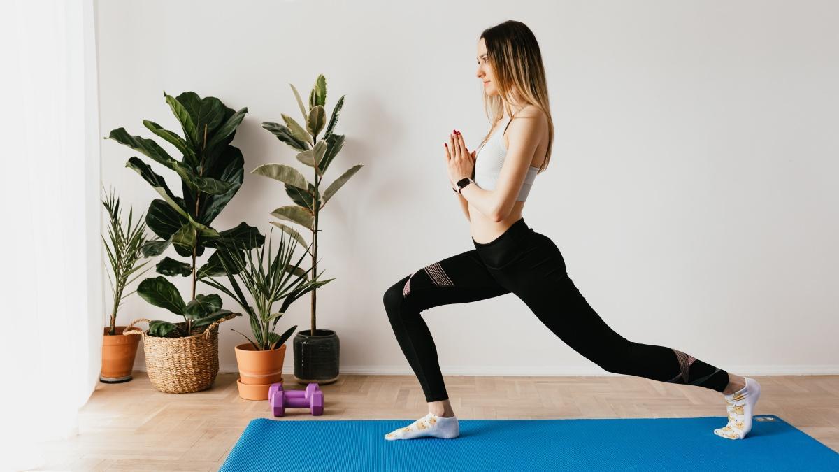 Das Mobility Training mobilisiert Ihre Gelenke und wärmt sie für intensivere Sporteinheiten auf.