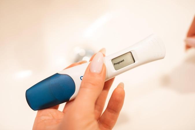 Anzeichen für eine Schwangerschaft in den ersten Tagen