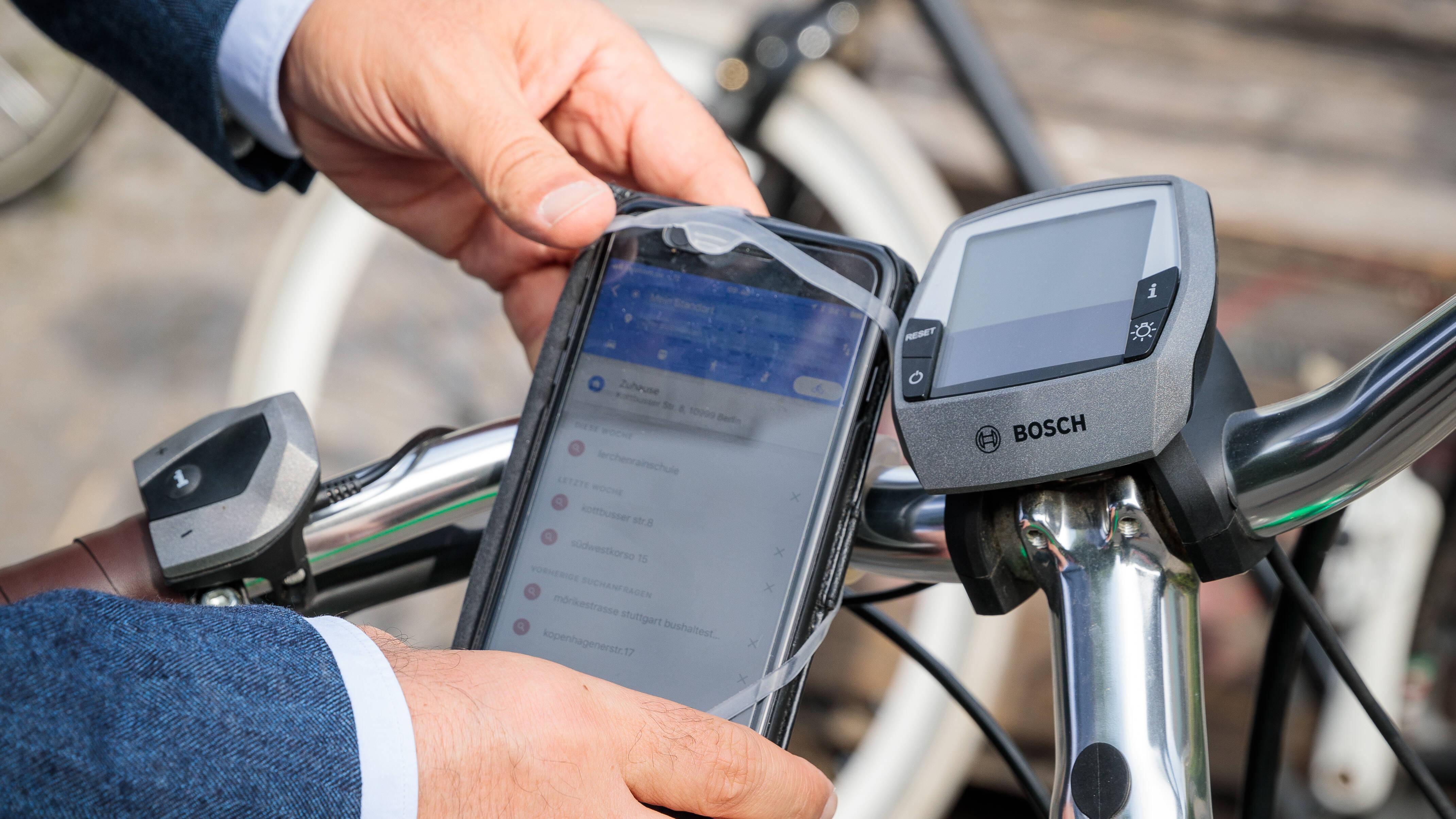 Fahrrad-Navi-App: Die 5 besten für lange Rad-Touren