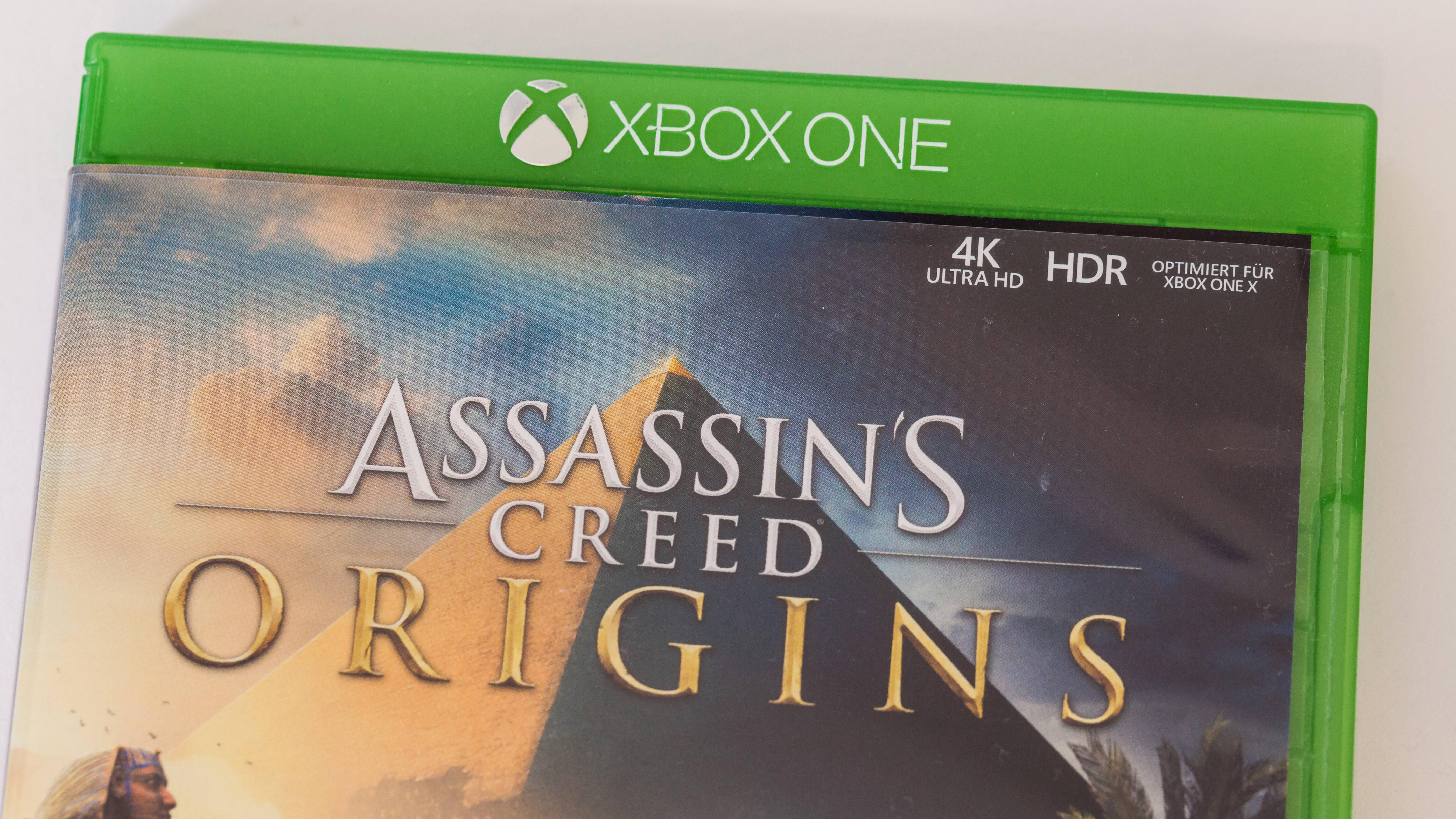 Mit dem Season Pass für Assassin's Creed Origins erhalten Sie nicht nur neue Waffen.