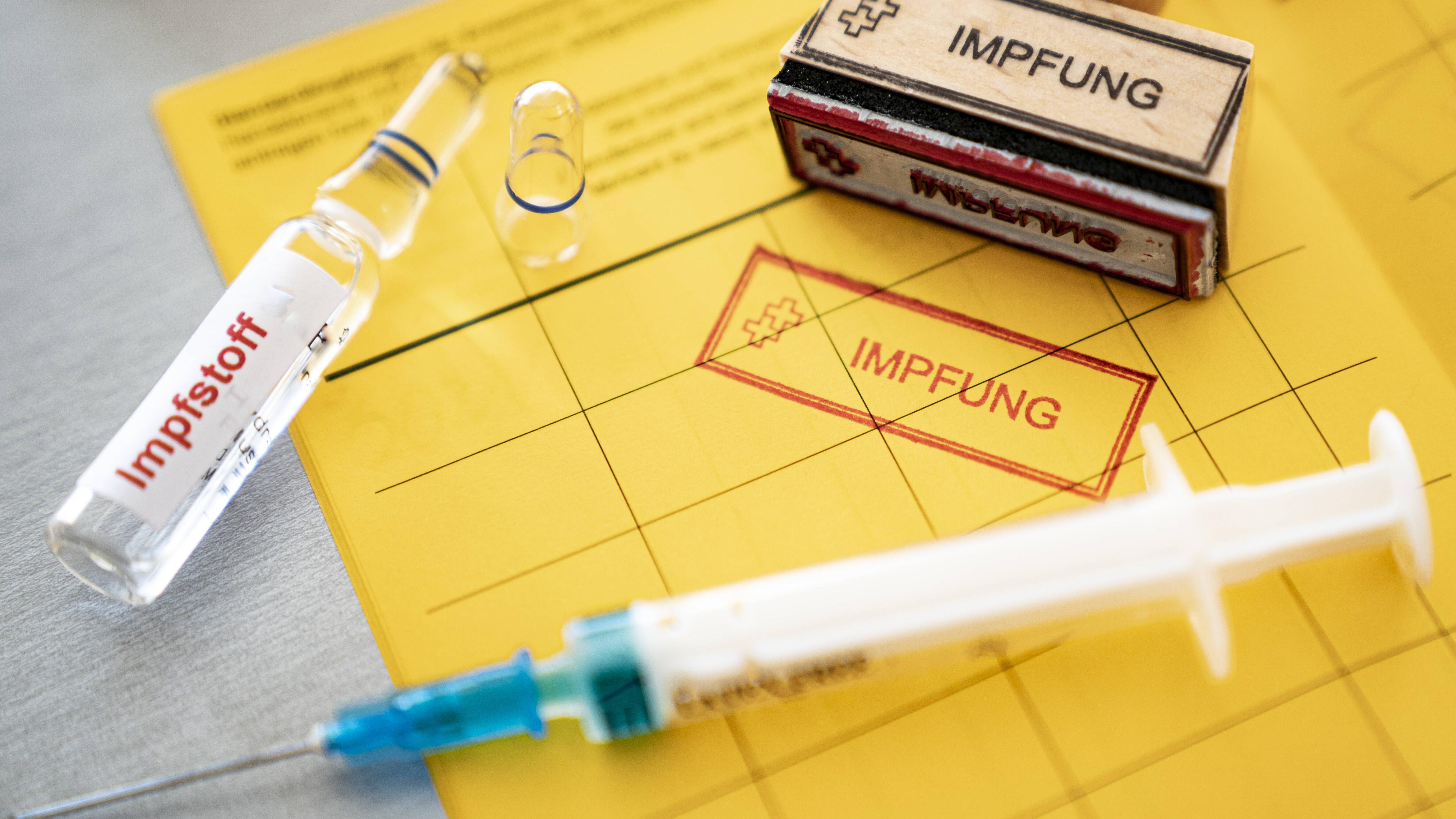 Haben Sie Ihren Impfpass verloren, wenden Sie sich am besten an Ihren Hausarzt.