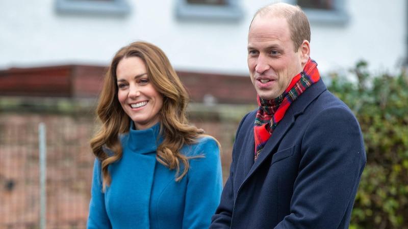 Kate Middleton und Prinz William: Kinder, Familie, Vermögen