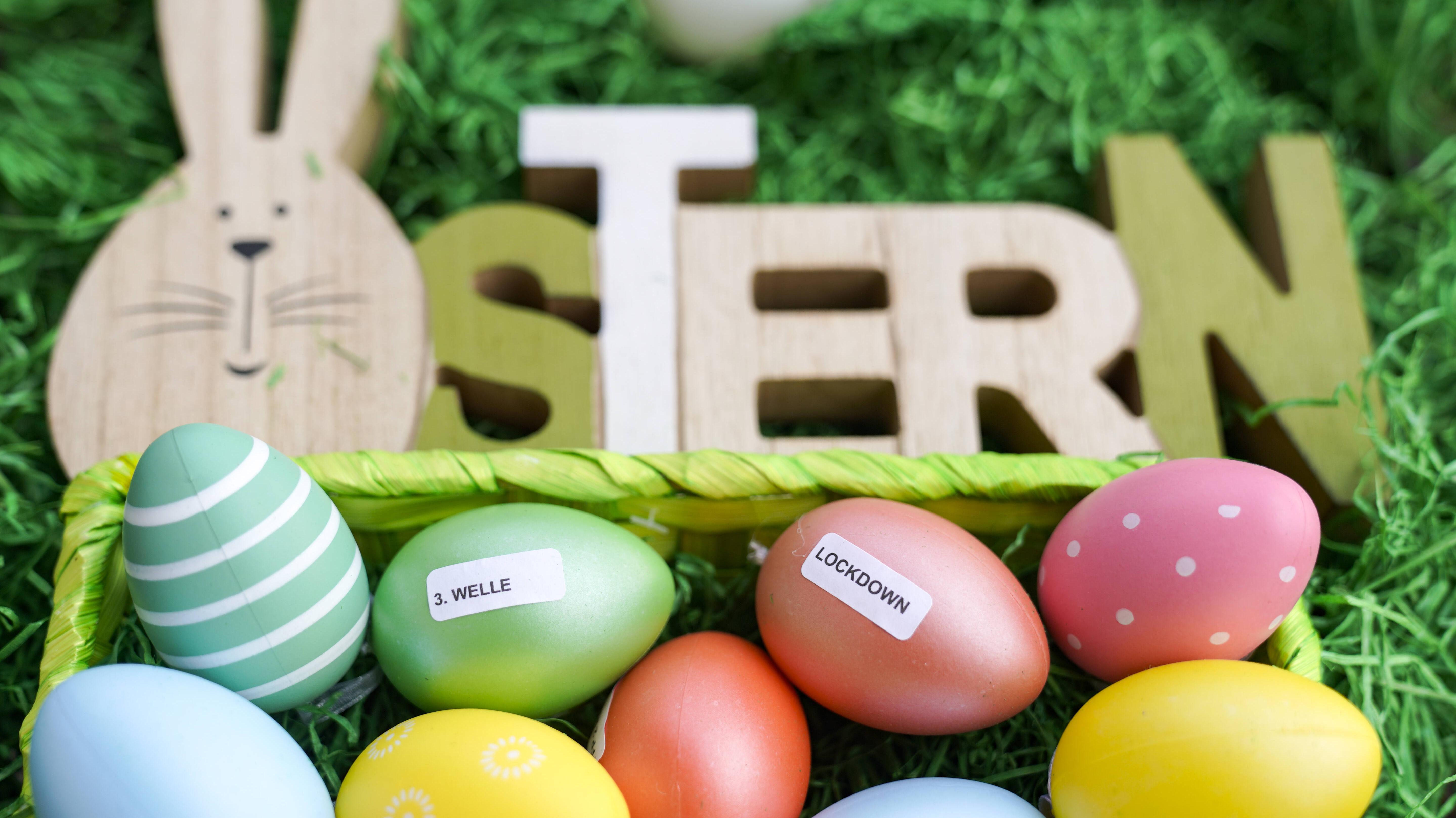 Zu Ostern basteln - drei schöne Ideen