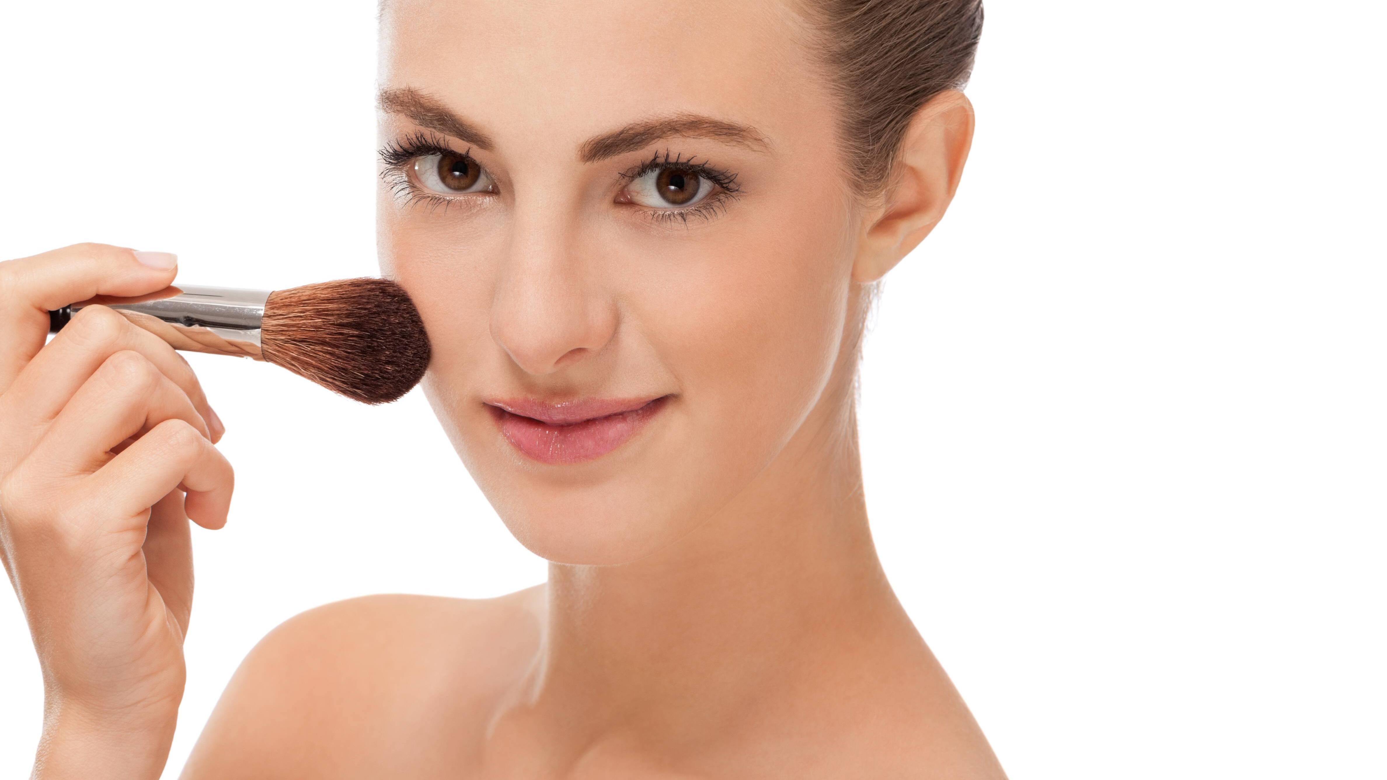 Puder selber machen - so gelingt natürliches Make Up - Puder