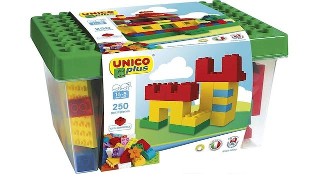 Unico Plus ist eine lohnenswerte Alternative zu Lego Duplo